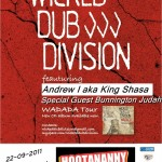 WDD live in London