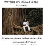 Wataru Live Aviano